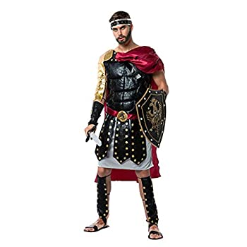 ReneeCho Men s Gladiator Costume Roman Warrior Medium