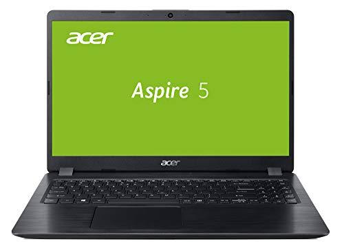 Acer Aspire 5 (A515-52G-770F) 39,6 cm (15,6 Zoll Full-HD IPS matt) Multimedia Laptop (Intel Core i7-8565U, 8 GB RAM, 256 GB SSD + 1.000 GB HDD, NVIDIA GeForce MX150, Win 10 Home) schwarz