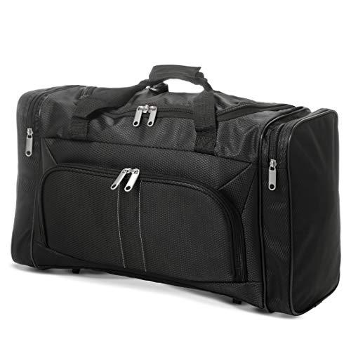Lightweight Hand Luggage Cabin Sized Sports Duffel Holdall