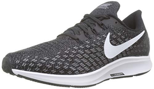 Nike Air Zoom Pegasus 35 (w), Chaussures de Running Compétition Homme, Multicolore (Black/White/Gunsmoke/Oil Grey 001), 40.5 EU