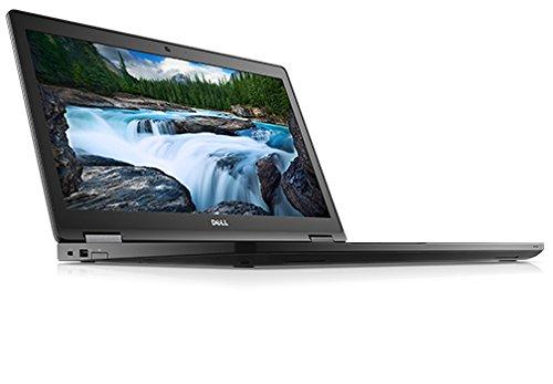 Dell XNH36 Latitude 5580 Laptop, 15.6' HD, Intel Core i5-7200U, 8GB DDR4, 500GB Hard Drive, Windows 10 Pro