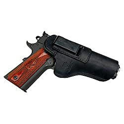 Best Leather IWB 1911 holster