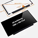 Laptiptop 14,0' LED Display Screen Glossy Ersatz für Sony Vaio SVF142C29M HD 1366x768 40pin Bildschirm Panel