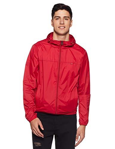 Levi's Men's Jacket (73756-0000_Red_L)