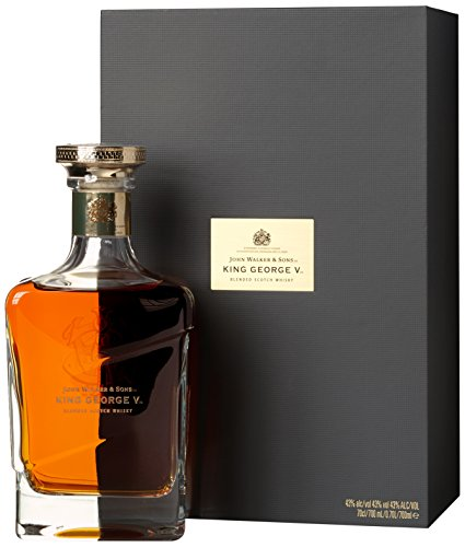 John Walker & Sons King George V Blended Scotch Whisky (1 x 0.7 l)