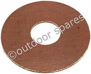 Auténtica Mountfield Disco de fricción para cuchillas de corte giratorio parte no 322672111/0