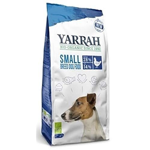 Yarrah Bio Hunde Trockenfutter für kleine Rassen (Small Breed), 1er Pack (1 x 5000 g)
