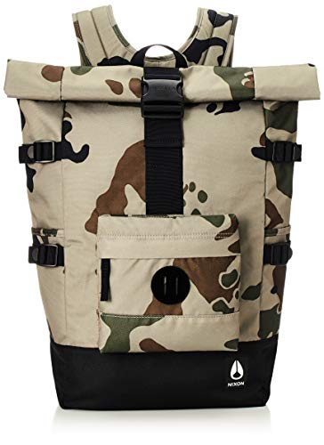 [ニクソン] Swamis Backpack II C2823 Khaki Camo [並行輸入品]
