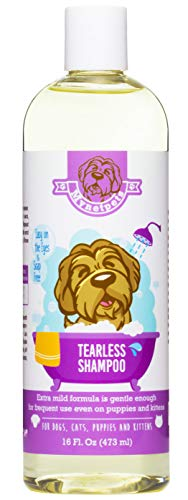 Mynetpets Tearless Puppy Dog Shampoo