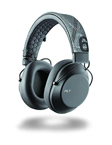 BackBeat FIT 6100 Wireless Bluetooth Headphones, Sport, Sweatproof and Water-Resistant, Pepper Grey