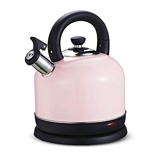 KFH elektrische waterkoker met grote capaciteit 304 van roestvrij staal, snel uitschakelen van het koken