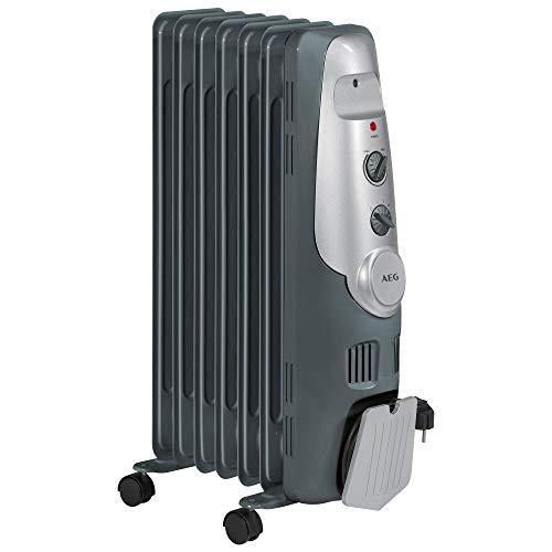AEG RA 5520 - Radiador de aceite, 1500 W