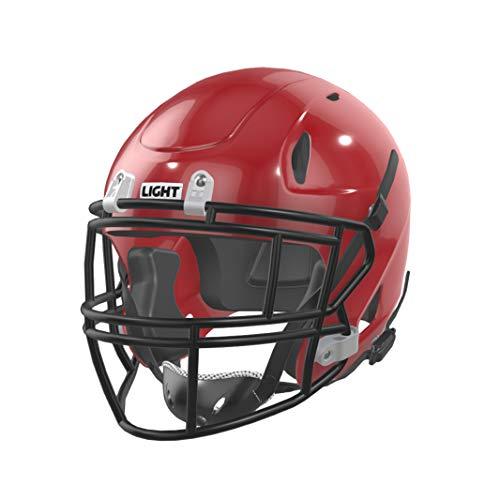 LIGHT Helmets Youth Football Helmet, Made w/Ultra...
