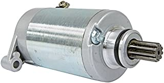 DB Electrical SCH0039 Starter For Hyosung Motorcycle 125 GT125 Comet 03, 125R (06), GV125 Aquila 2000/250 Comet 05-06, Aquila 01, Mirage All Models/ 31100-HG5-100