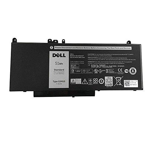 DELL WYJC2 Notebook-Ersatzteil Batterie/Akku - Notebook-Ersatzteile (Batterie/Akku, Dell)
