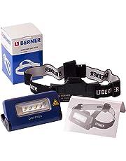 Berner Hoofdlamp Headlight LED 2 in 1 zaklamp Workshop
