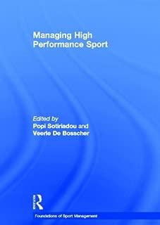Best managing high performance sport Reviews