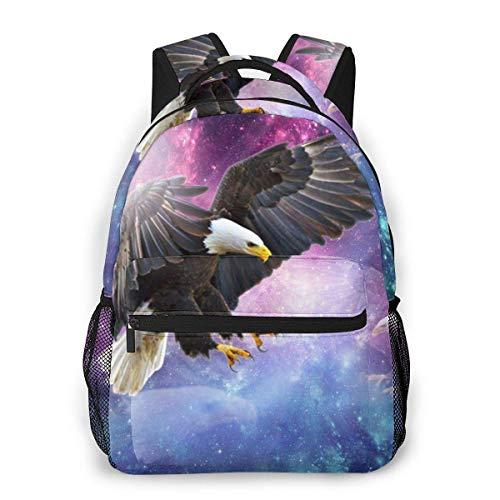 jenny-shop Mochila Escolar Star Hawk Starlight Mochila Ligera clásica