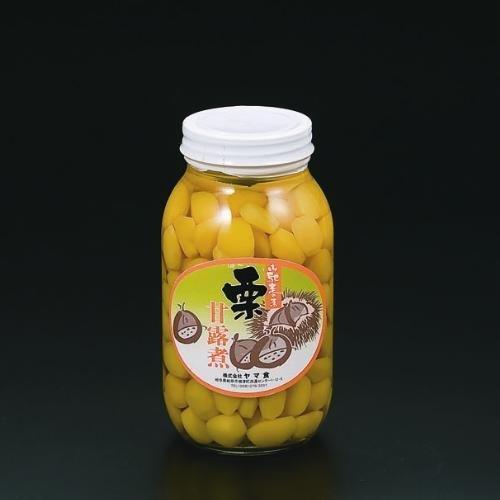 栗甘露煮(ミニマロン)1本
