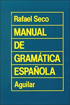 Paperback Manual de gramática española [Spanish] Book
