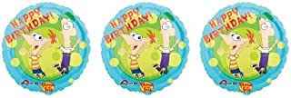 phineas and ferb ballon