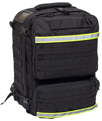 *ELITE Bags PARAMED´S EVO Notfallrucksack (rot & schwarz) (schwarz)*
