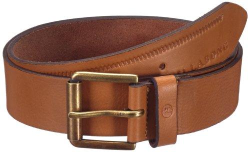 Billabong Herren Helmsman Belt 1-1/2 Guertel, Mustard, L/XL