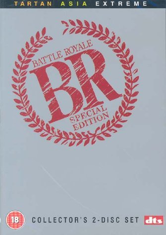 Battle Royale Special Edition [Reino Unido] [DVD]