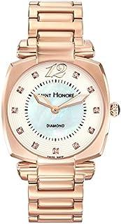 Saint Honoré - Reloj Analogico para Mujer de Cuarzo con Correa en Acero Inoxidable 7211088AYDR