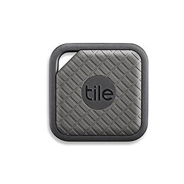 Tile Sport - Key Finder. Phone Finder. Anything Finder (Graphite) - 2 Pack