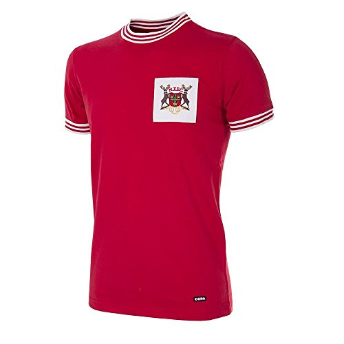 Nottingham Forest 1966-1967 Retro Football Shirt