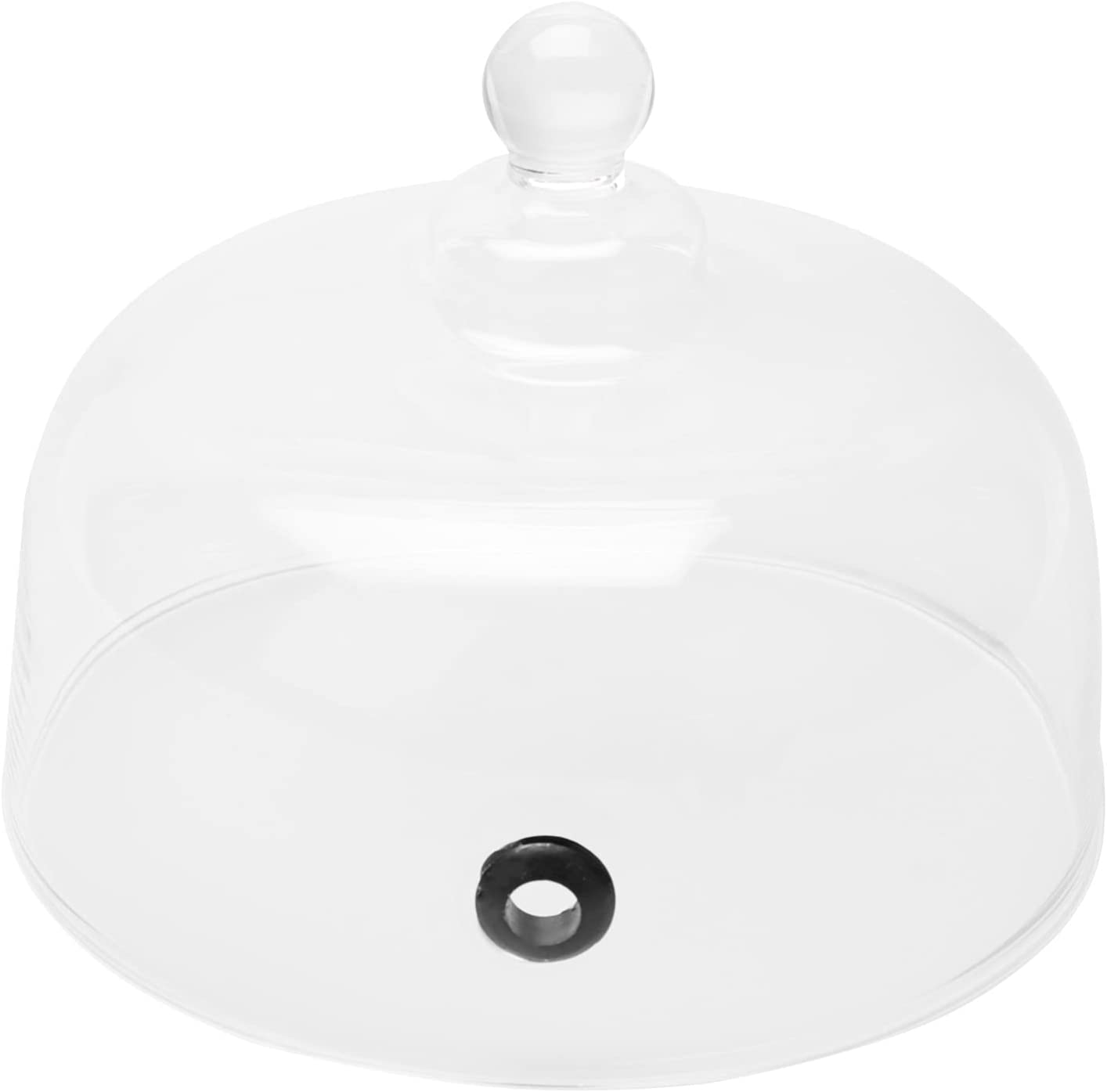 DOITOOL Clear Sales for sale Dome Cake Cover Beauty products Cloche Smoking Ca Glass