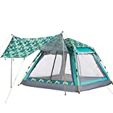 LJMYP Camping zelte rucksack zelt zeltausrüstung zelt für tasche bett camping kuppelzelt für camping zelt outdoor baldachin pavillon, automatische zelt freizeit picknick zelt winddicht und regensicher