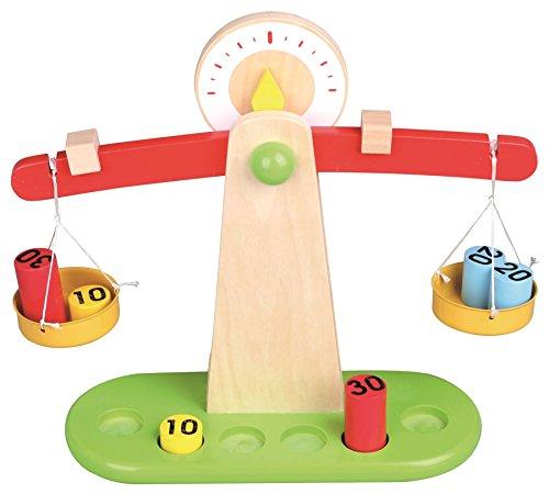 Lelin Toys 31084 New Classic Toys Nuevos Clásicos Juguetes - 1084 - Imitación Juego - Cocina - Lelin Juguetes - Equilibrio, Multicolor