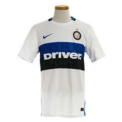 Nike Maglia Ufficiale Uomo, Colore Bianco/Blu, Taglia L