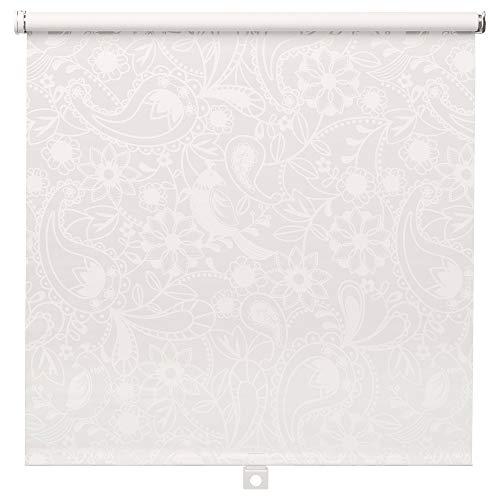 MBI Rollo weiß, Aufbaumaß: Länge: 195 cm, Breite: 120 cm, Fläche: 2,34 m2