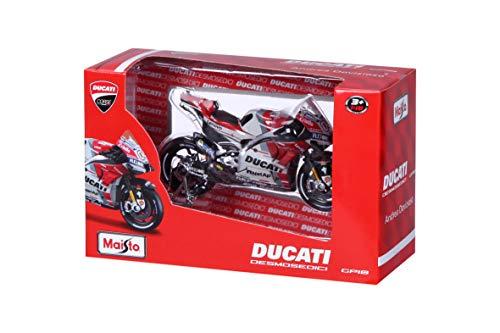 Maisto- Ducati Desmosedici GP in Scala 1/18 Andrea Dovizioso #4 34593