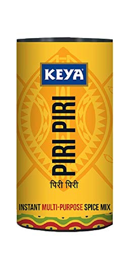 Keya Piri Piri Seasoning 80 grams (2.8 oz) - Vegetarian, India - Instant Multi Purpose Spice Mix