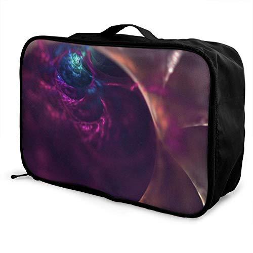 Turbo Travel Lage Duffel Bag Lightweight Suitcase Portable Bags for Women Men Kids Waterproof Large Bapa Caity