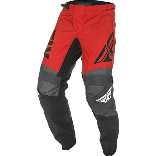 372-93238 - Fly Racing 2019 F-16 Motocross Pants 38 Red Black Grey