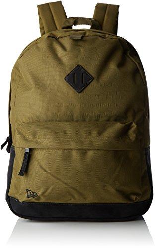 New Era Premium Stadium Pack Tan Backpack Herren, Oliv, fr: Einheitsgröße (Größe Hersteller: Futterbeutel Leckerli) Black OSFA