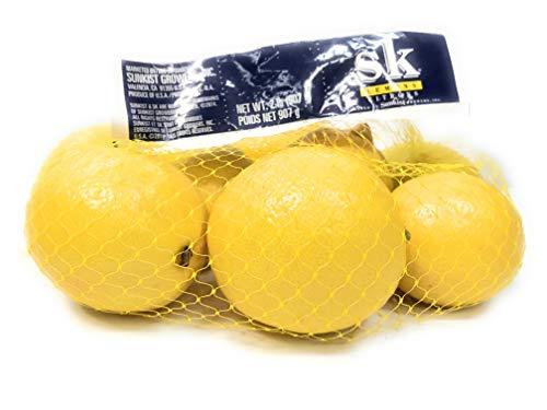 Sunkist, Lemon Bag Conventional, 32 Ounce