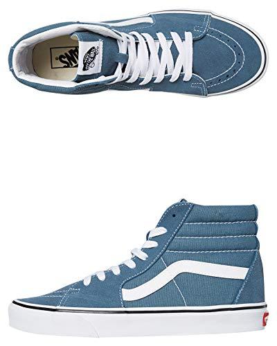 Vans SK8-Hi Sneaker Herren Blau - 45 - Sneaker High
