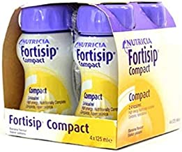 FORTISIP COMPACT BANANNA FLAVOUR 4X125 ML Estimated Price : £ 8,35