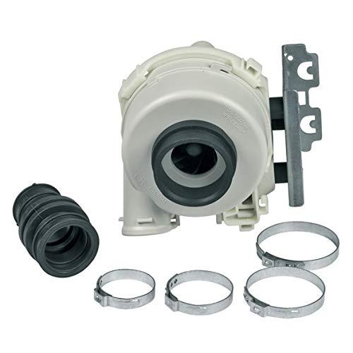 Umwälzpumpe Motor Spülmotor Pumpe Geschirrspüler Spülmaschine ORIGINAL Bauknecht Whirlpool 481010514599 Indesit C00324770