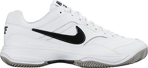 Nike Court Lite Cly, Zapatillas de Tenis para Hombre, (White