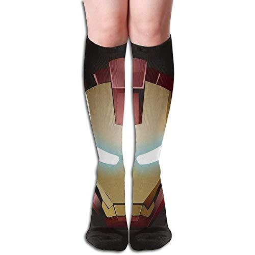 liangchunmei Over-The-Calf Sportsocken Coole Regenbogenkleider Socken für Mädchen Frauen