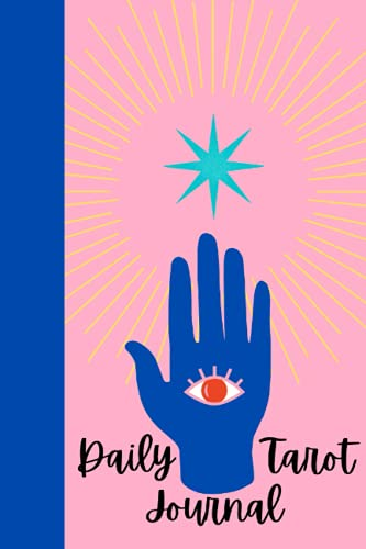 Tarot Journal One Card Pull: Eye in Palm