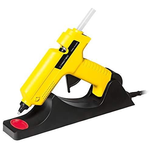 TROTEC Heißklebepistole PGGS 10‑230V Förderleistung 15 g/min, Inklusive 6 Klebesticks 11 mm