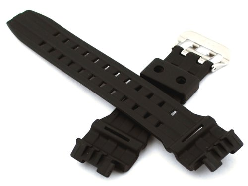 Casio #10297191 Genuine Factory Replacement Band G Shock Model: G9200, GW9200 (Black)